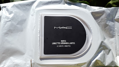 M.A.C Wipes www.modenmakeup.com