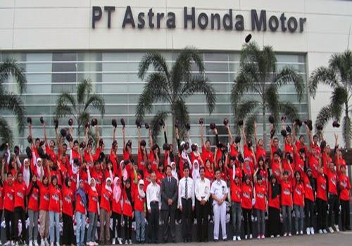Syarat dan Proses Kredit Motor di PT ASTRA Honda Motor