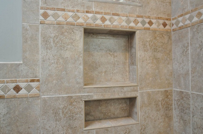 Kruse Home Improvement Choosing Tiles For The Shower