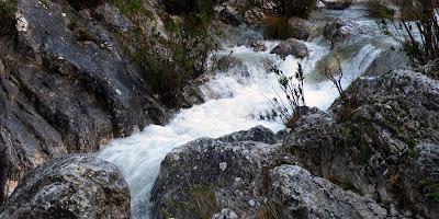 saltos agua