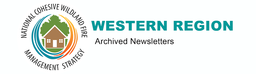 Western Cohesive Strategy Newsletter Archive