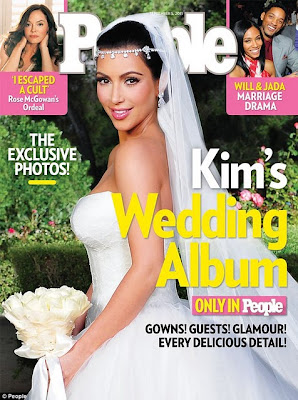 Kim On The Cover Of Peoples Magazine Looking So Angelic! 1