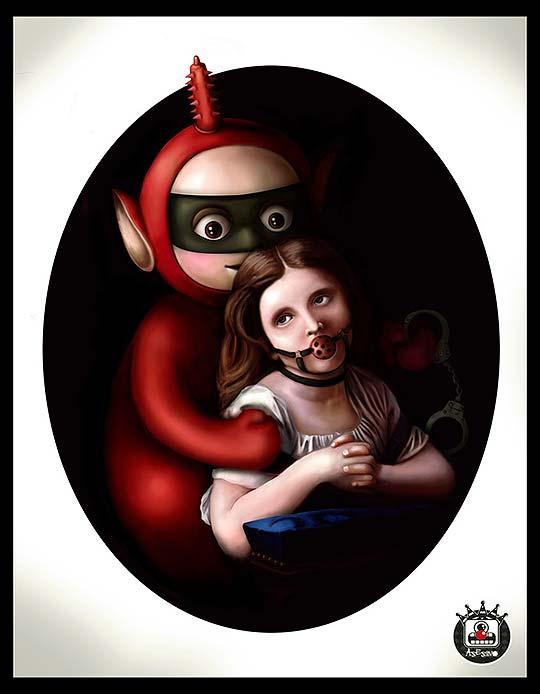 Ilustración de Iván Darío Espinel