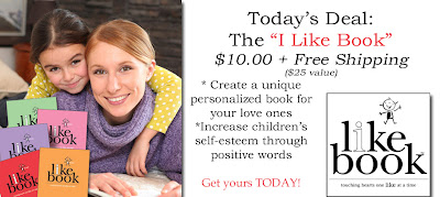 Todays Deal - The I Like Book