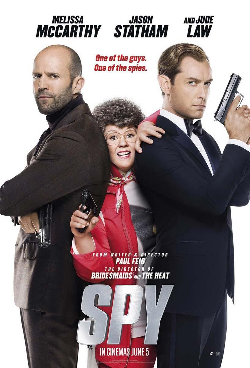 Quý Bà Điệp Viên - Spy (2015)