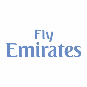 Fly Emirates Logo Vector