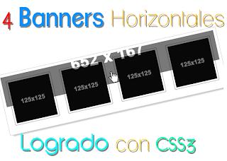 Multibanner con CSS