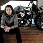 Roland Sands celeb on motorcycles