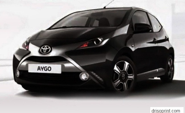 new toyota aygo 2016 in africa drisoprint. Black Bedroom Furniture Sets. Home Design Ideas