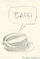 Bah Humbug concept sketch