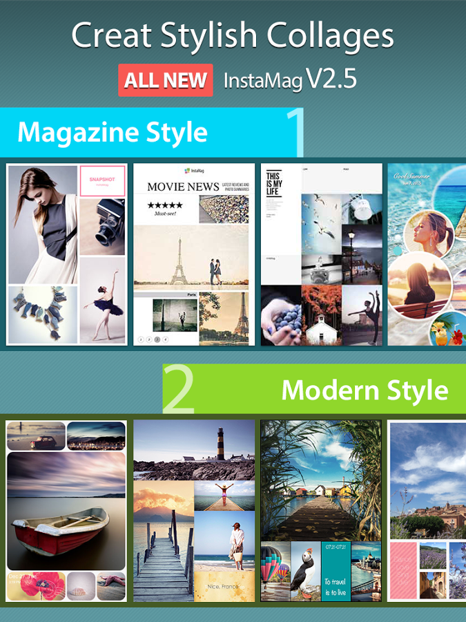 Best Android Apps Instamag