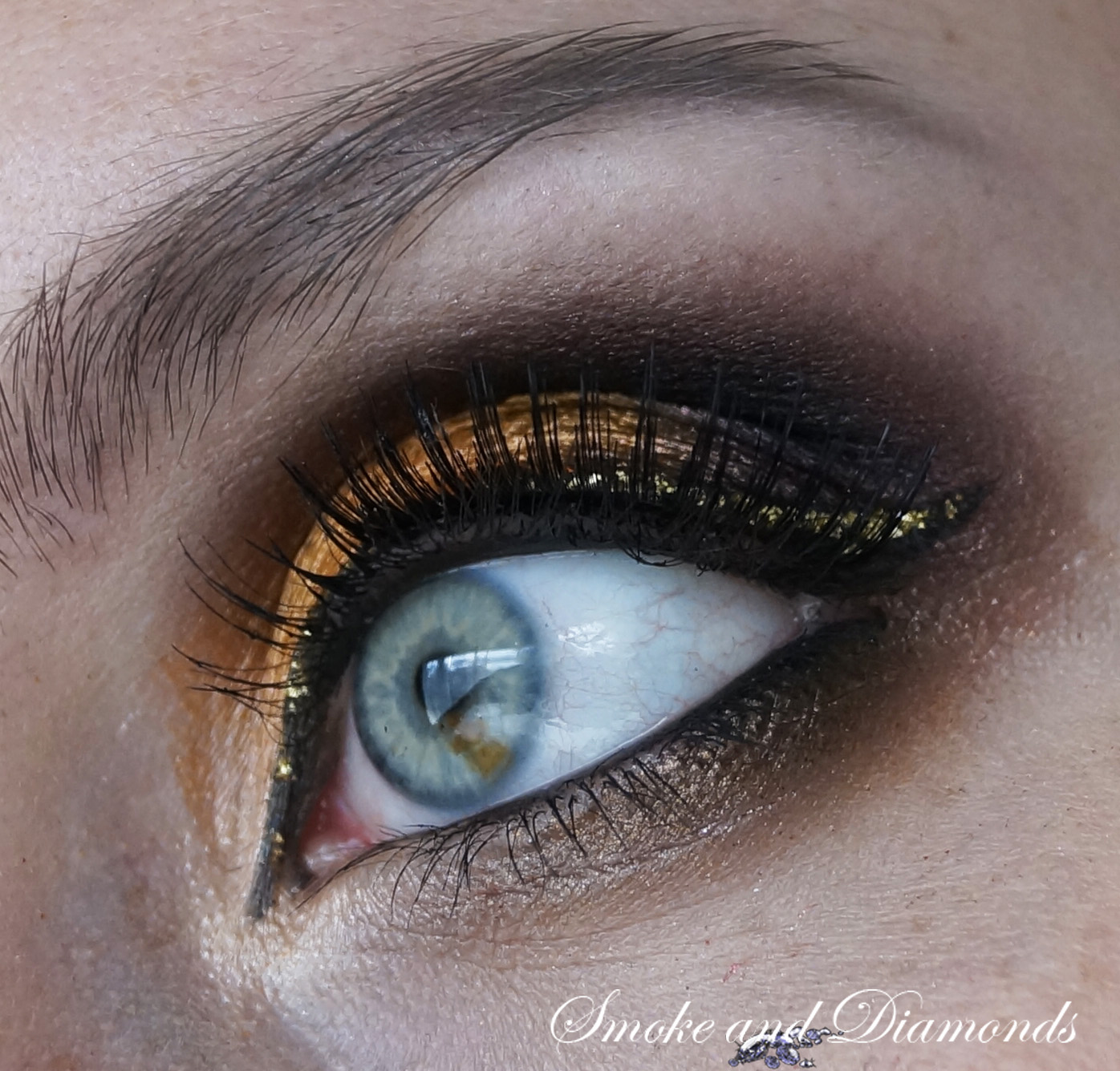 Sultry Thursday: Orange... ~ Smoke and Diamonds