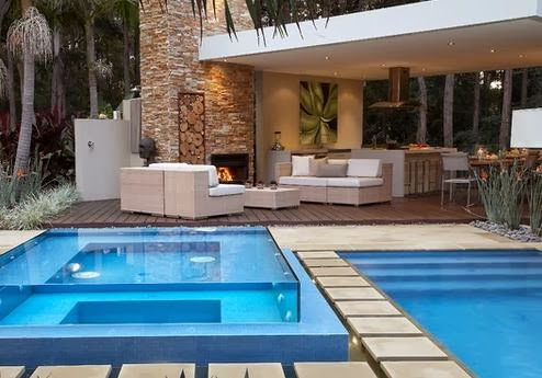 Fotos de terrazas terrazas y jardines terrazas de modernas for Casas con jardin y terraza