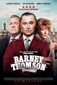The Legend of Barney Thomson Poster
