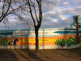 Mural del Centenario