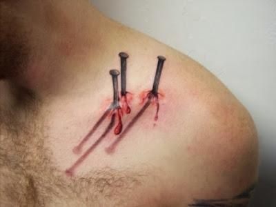 Gambar Tattoo 3D