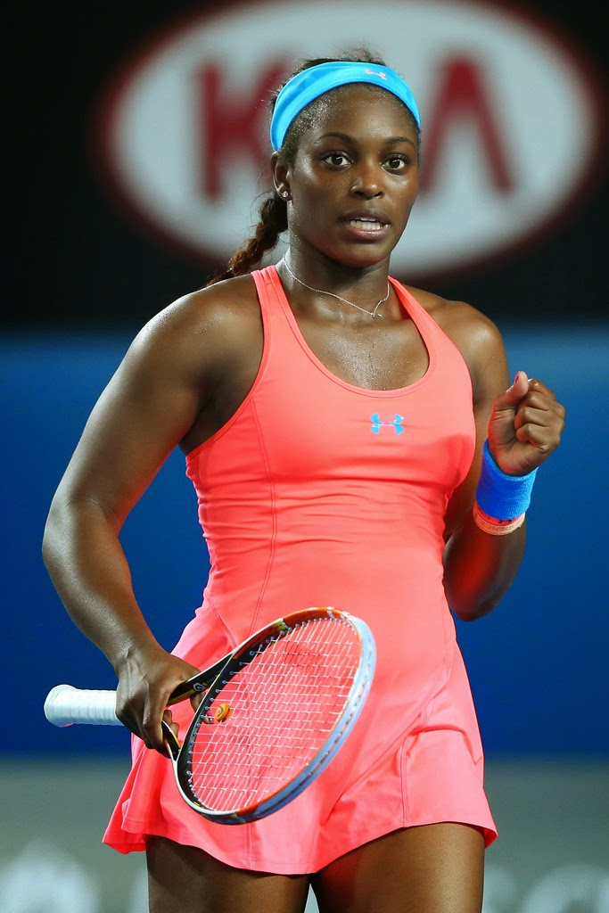 WTA hotties: 2014 Hot-100: #17 Sloane Stephens (@sloanetweets)