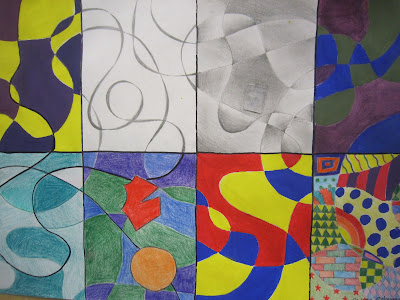7 Elements Of Visual Arts : Mrs wille s art room elements of