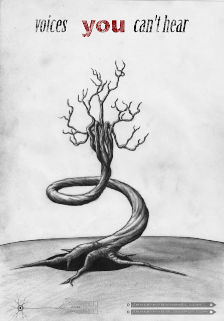 suffer vengence tree cruel turn back art artist pencil drawing draw paper traditional surreal horror sadness sad pain agony love  death concept abhijithvb abhijith vb avb india kerala