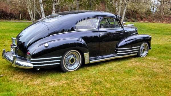 1947 chevrolet fleetline fully restored auto restorationice. Black Bedroom Furniture Sets. Home Design Ideas