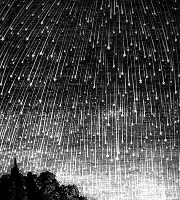 Foto Hujan Meteor