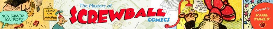 Screwball Comics