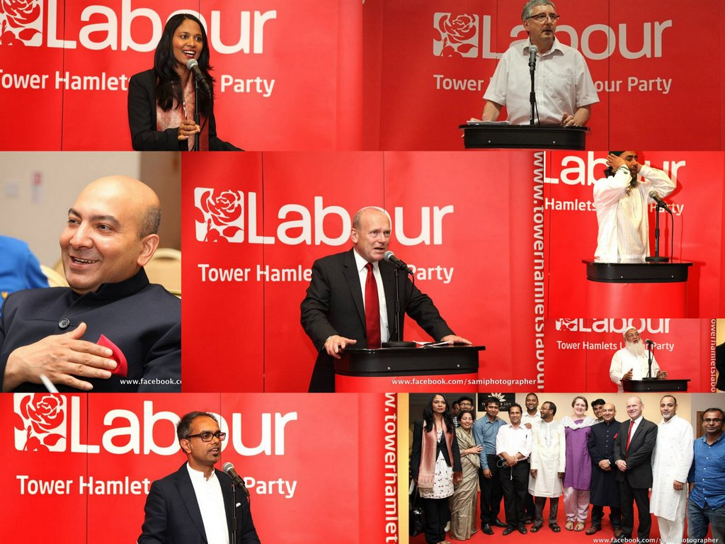 Image result for towerhamlets labour