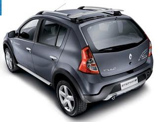 Renault logan car 2013 exhaust - صور شكمان سيارة رينو لوجان 2013