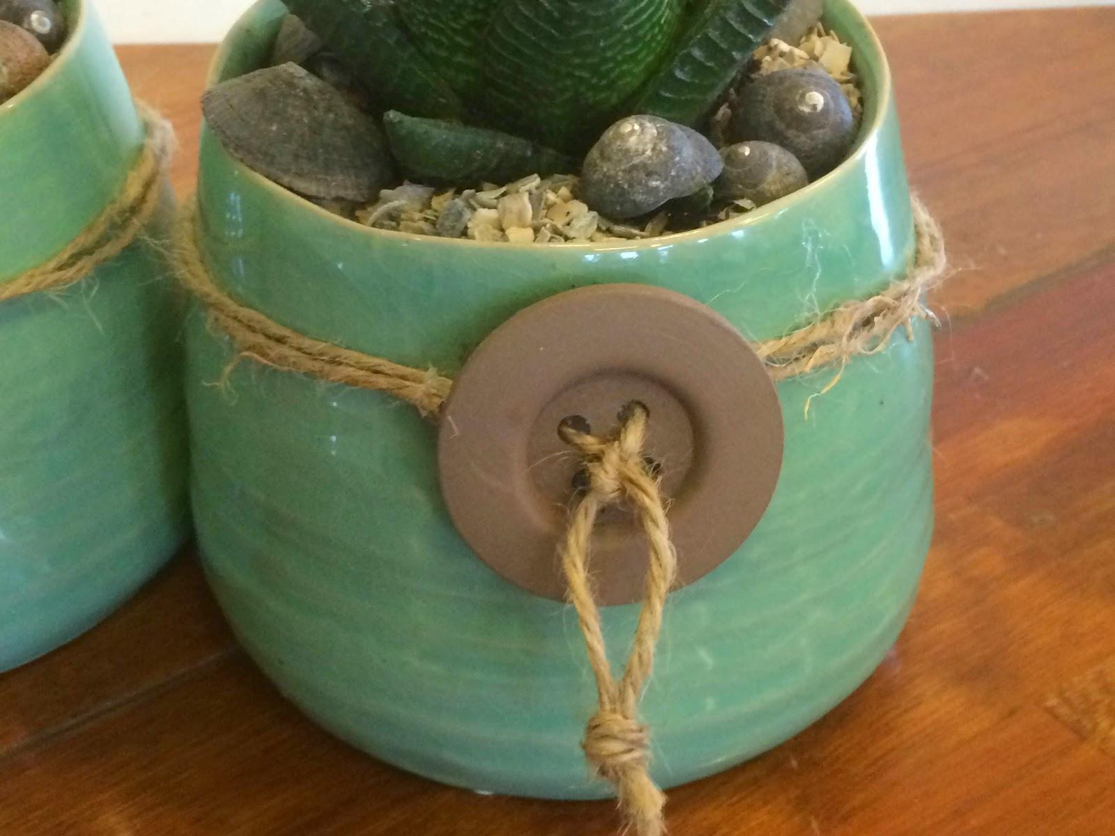 Styling af potteplanter