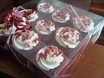 Cajitas de regalo de 9 cupcakes