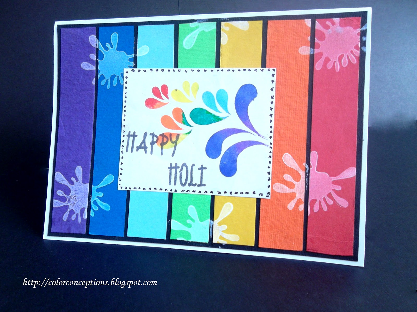 Lovely Holi Card Making Ideas Part - 14: Thursday, March 1, 2012