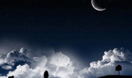 sang pena langit malam