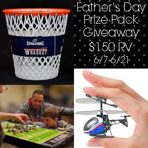 Father's Day Prize Pack Giveaway