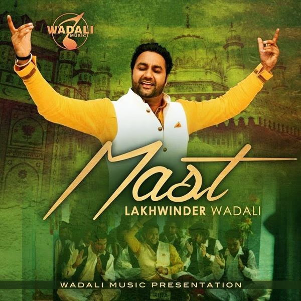 mast first look,wadaali brothers
