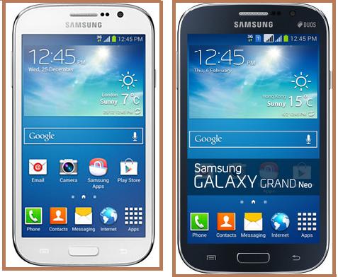 Neo Samsung Galaxy Grand