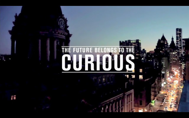 The Future Is Curiosity