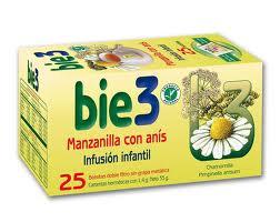 Bie 3 Manzanilla con anís - Infusión digestiva