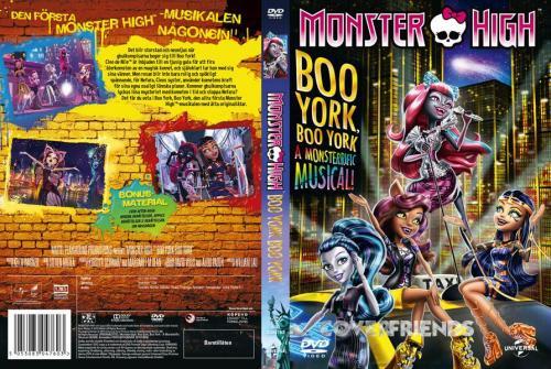 Download Monster High Boo York, Boo York DVDRip XviD Dublado Monster High   Boo York Boo York swe retail dvd   Copy