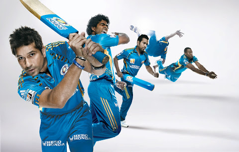 SACHIN AND THE MUMBAI INDIANS