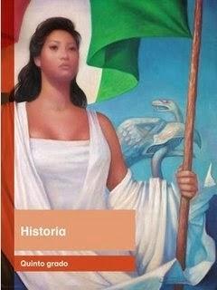 Libros de texto ciclo escolar 2014-2015 Quinto Grado Historia por bloque