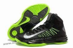Nike Hyperdunk Kids Basketball Shoes Finish Line VoltGorge Green