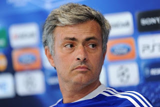 Mourinho at press conference before the Tottenham match