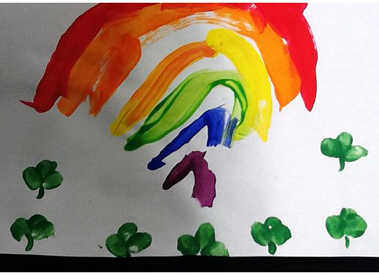 daily messes st patrick s day craft ideas