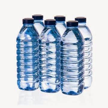 jicht en water drinken