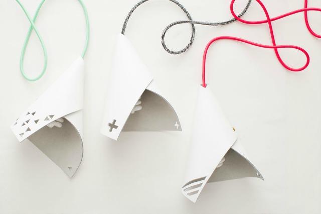 Lámparas auxiliares DIY
