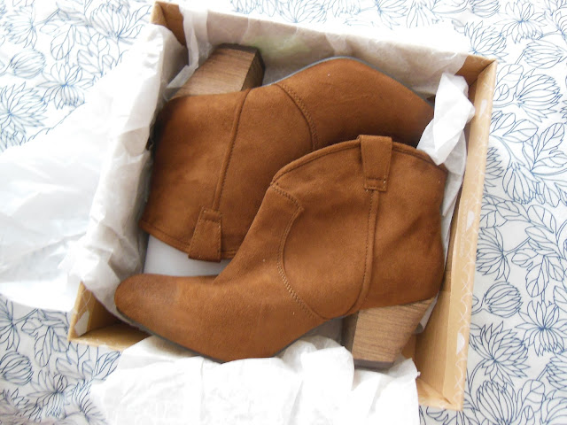 Barratts ankle boots