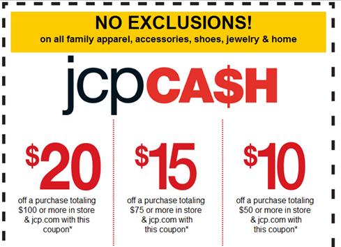 Recent coupons