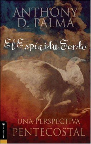 Anthony D. Palma-El Espíritu Santo-