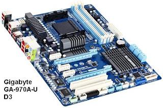 Gigabyte GA-970A UD3