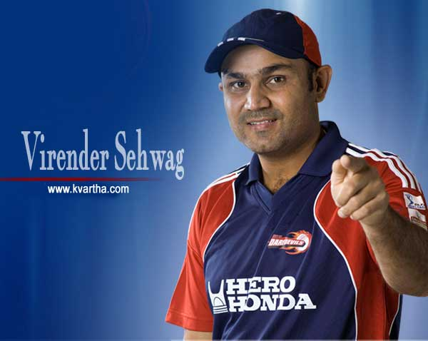 Virender Sehwag, Entertainment, Sports,  India, Asia XI, Delhi, Delhi Daredevils, ICC World XI, India Blue, Leicestershire, Rajasthan Cricket Association President's XI, Virender Sehwag has constructed an extraordinary career with a relentless quest, and a genius, for boundary hitting, Cricket